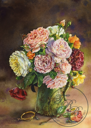 Heritage-Roses